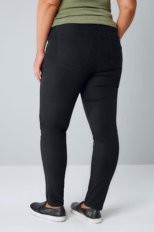Extra stretchiga skinny jeans